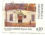 Sellos de America - Argentina -  postal