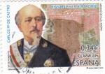 Stamps Spain -  urbanismo ministerio de fomento-ensanche de madrid-carlos mª de castro
