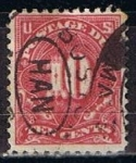 Stamps : America : United_States :  Scott  J5 Cifras