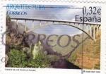 Sellos de Europa - España -  pueente de los tilos (la Palma)