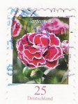 Stamps : Europe : Germany :  Gartennelke