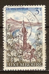 Sellos de Europa - Luxemburgo -  La Iglesia y las vides.