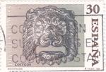 Sellos de Europa - España -  dia del sello 1995- boca de buzón