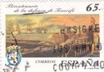 Stamps Spain -  bicentenario de la defensa de tenerife