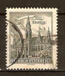 Sellos de Europa - Austria -  Ayuntamiento de Viena (a).