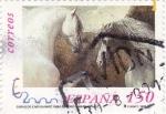 Sellos de Europa - España -  caballos cartujanos 3683 A