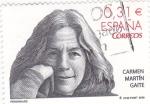 Stamps Spain -  personaje-carmén martín gaite