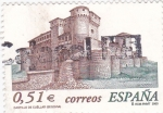 Stamps Spain -  castillo de cúellar (segovia)