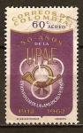 Sellos del Mundo : America : Colombia : 50a Aniv de la Unión Postal de las Américas y España