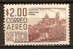 Sellos del Mundo : America : México : Guerrero,arquitectura colonial.