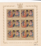 Stamps Europe - Cook Islands -  Fra Angelico- 1387-1455