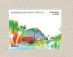 Sellos de Europa - Portugal -  100 Aniv. crédito agrícola
