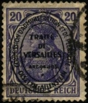 Stamps Europe - Germany -  Imperio - Deusches Reich