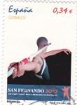Sellos de Europa - España -  XIV campeonato ibericoamericano de atletismo-San Fernando 2010