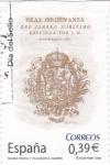 Stamps Spain -  real ordenanza del correo marítimo