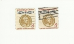 Stamps : America : United_States :  CHAMPION OF LIBERTY
