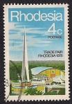 Stamps Africa - Zimbabwe -  Rhodesia