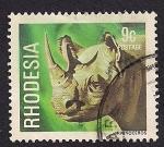 Sellos del Mundo : Africa : Zimbabwe : Rhodesia