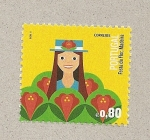 Sellos de Europa - Portugal -  Fiesta de la Flor, Madeira