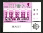 Stamps Europe - Isle of Man -  Tema Europa