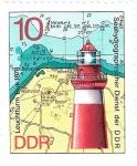 Stamps Europe - Germany -  DDR Faro Buk