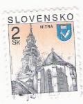 Stamps Slovakia -  slovensko 2sk