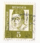 Stamps : Europe : Germany :  2