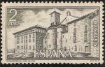 Sellos de Europa - España -  Exterior Monasterio de Leyre edifil nº 2229