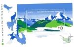 Sellos de Europa - Alemania -  Parque Natural de Berchtesgaden