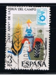 Stamps Spain -  Edifil  2263  XXV Aniver. de la Feria del Campo.