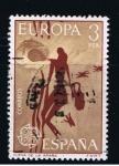 Sellos de Europa - España -  Edifil  2259 Europa-CEPT.