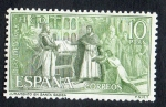 Stamps Spain -  1447-  Rodrigo Díaz de Vivar