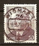 Sellos de Europa - Alemania -  Hermann Duncker, 1874-1960(político y dirigente sindical)DDR.