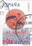Sellos de Europa - España -  AL IDRISI-geografo