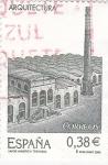 Stamps Spain -  arquitectura- Vapor Aymerich-Terrassa