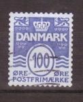 Stamps Denmark -  Correo postal