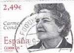 Stamps Spain -  Carmen Conde