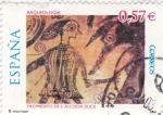 Stamps Spain -  Yacimiento de l¨Álcudia