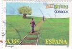 Sellos de Europa - España -  Vías Verdes