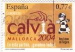 Sellos de Europa - España -  XXXVI Olimpiada de ajedrez