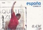 Sellos de Europa - España -  pelota valenciana