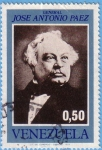 Stamps : America : Venezuela :  Gral. José Antonio Paez
