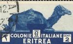 Stamps Africa - Eritrea -  Colonie Italiane