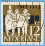 Stamps : Europe : Netherlands :