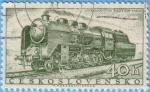Stamps : Europe : Czechoslovakia :  Lokomotiva Rady 534