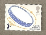 Stamps United Kingdom -  Magia