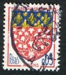 Stamps France -  Escudu de Amiens