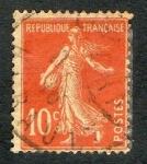 Sellos de Europa - Francia -  Republique Francaise . Postes.