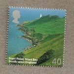 Stamps Europe - United Kingdom -  Suroeste Inglaterra