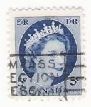 Stamps : America : Canada :  canada 5c